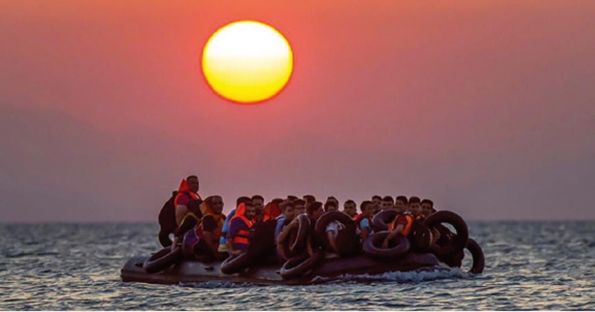 「ノーベル平和賞予想1位」は、なぜ「ギリシャ島民」だったのか?――ある老夫婦とシリア難民の物語
