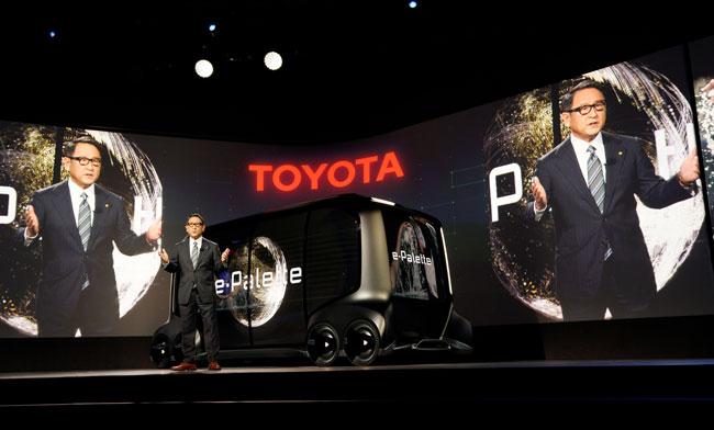 トヨタが次世代EVなど「新しい取り組み」に積極的な理由