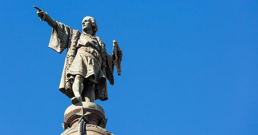 コロンブスはなぜスペインに渡ったのか?