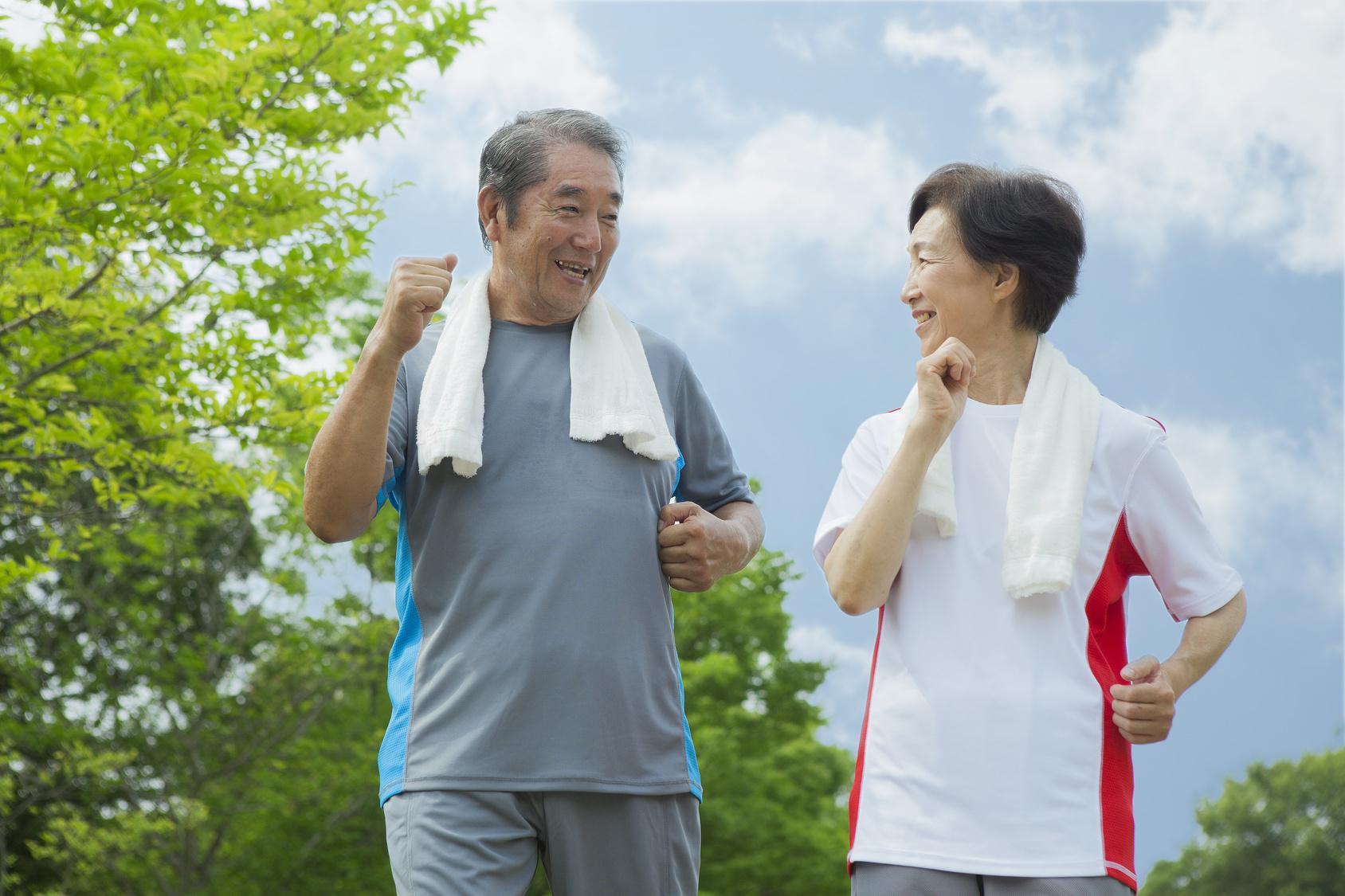 週に5時間以上の運動で認知症になる確率が1/5に!