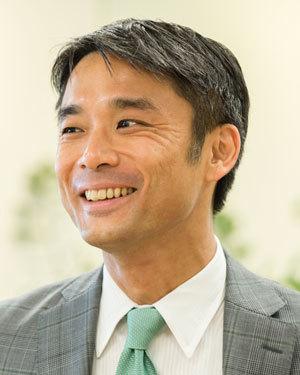 岩瀬大輔さん