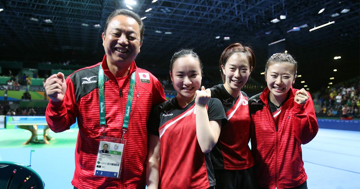 世界一だった日本卓球が長期低迷に陥った理由