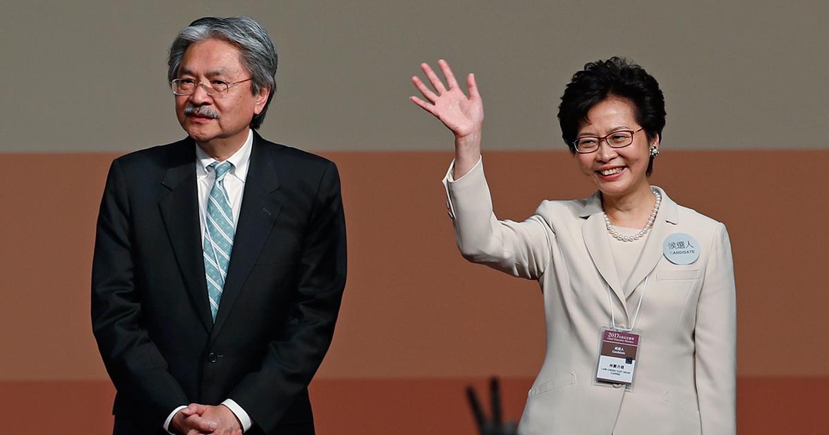 「第二次雨傘革命」を生みかねない香港行政長官選挙の歪み