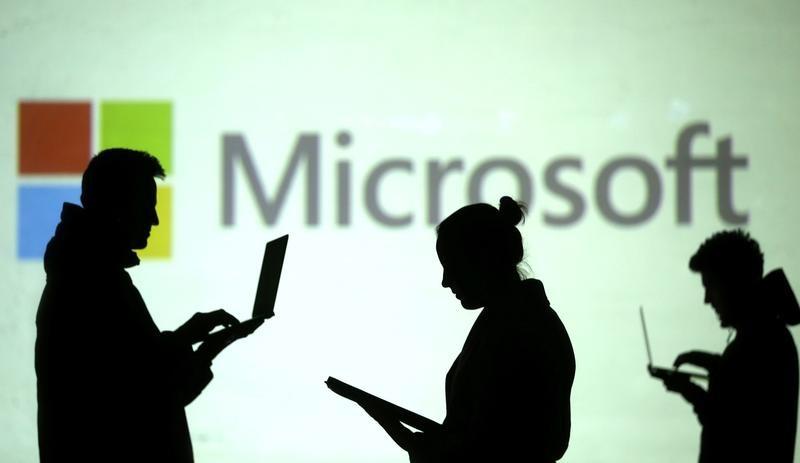 マイクロソフト、4  6月業績は予想上回る クラウド大幅増収