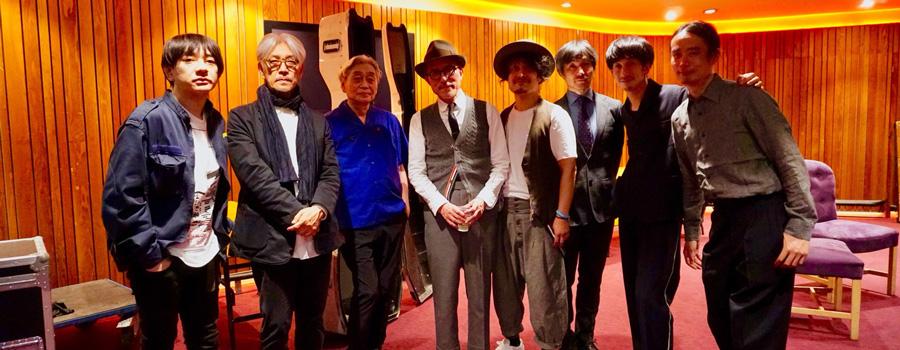 教授動静【第6回】坂本龍一6月はロンドンで、盛りだくさんで濃密な5日間