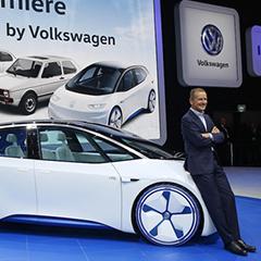 VW、ベンツ、BMWが電気自動車に舵を切る真の狙い