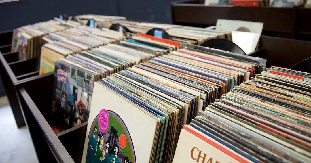 レコードのイメージ