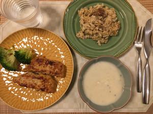 ピカールで作った豪華なディナー