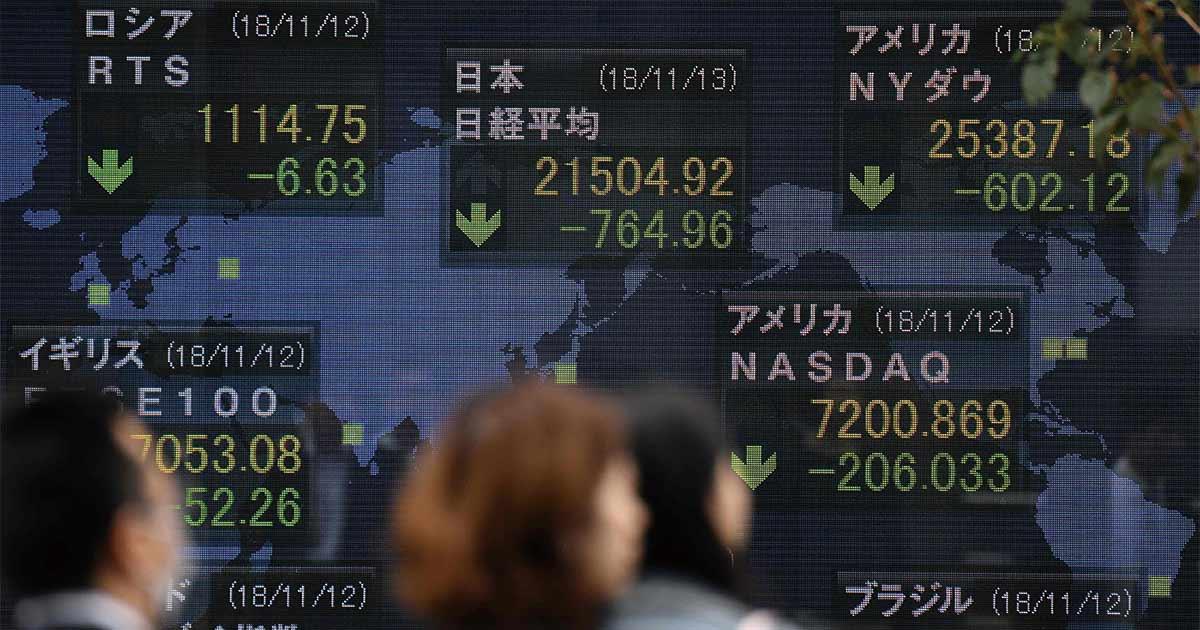 株式市場のバブル後30年、取り残された日本は最高値を更新できるか
