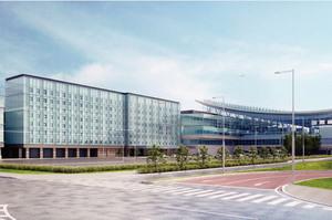 羽田国際化最後のインフラ <br />三菱地所が空港内ホテル