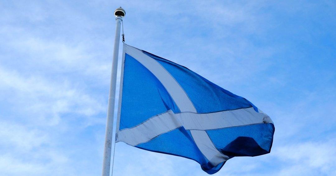 スコットランド旗
