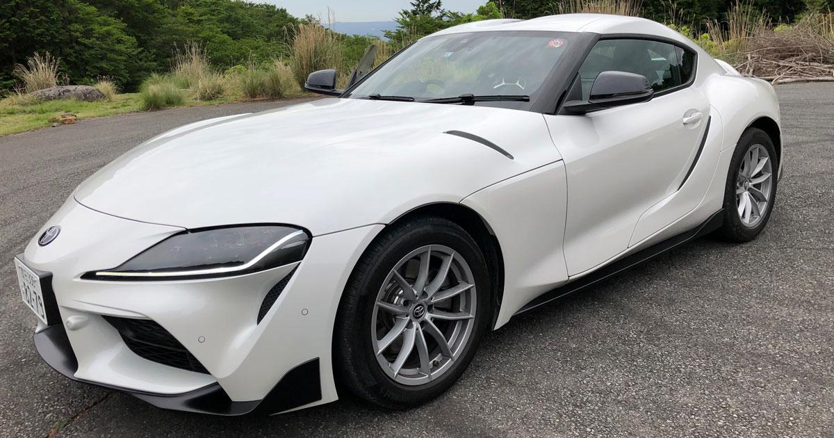 """新型トヨタ「スープラ」の""""日本向け""""2リッターモデルは本当に必要か?"""