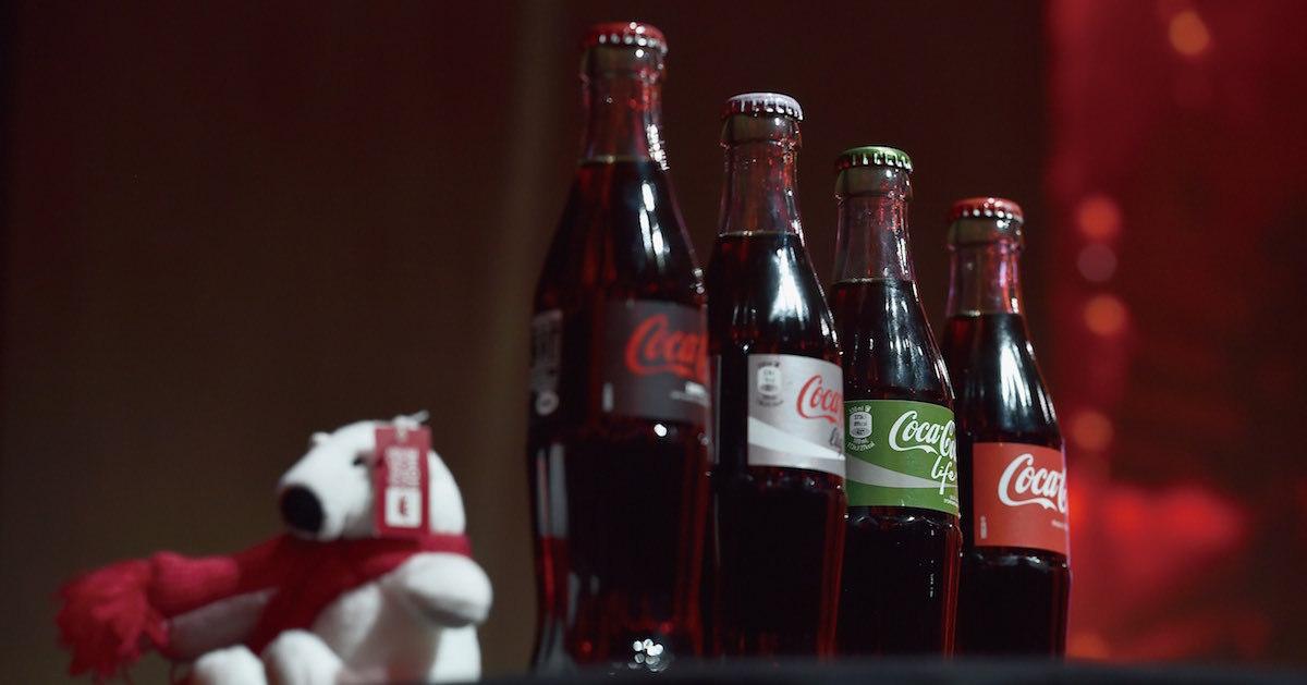 コカ・コーラはなぜ日本でボトラーを統合するのか?