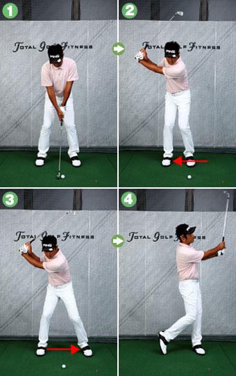 【第62回】アマチュアゴルファーのお悩み解決セミナー<br />Lesson62「下半身主導のスウィングでプル系のミスを直す」