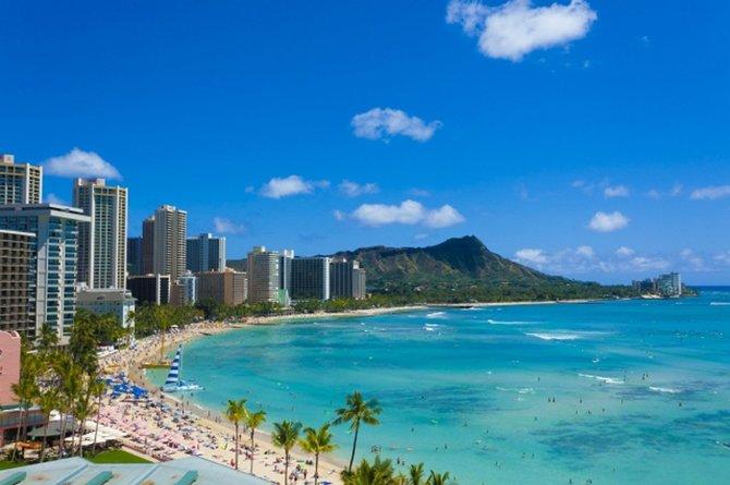 ハワイ・ホノルル観光超入門、ビーチ・絶景・ショッピング・グルメ ...