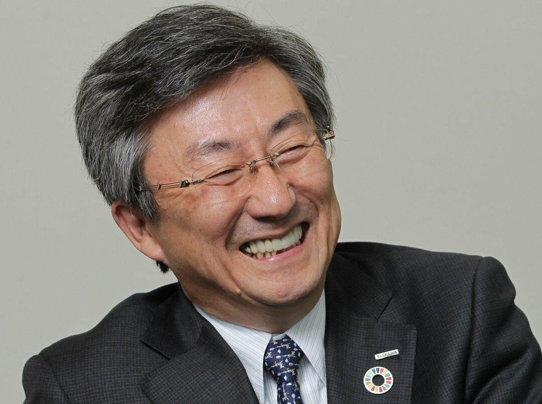 小笠原浩安川電機社長