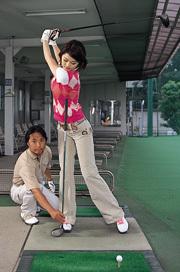 アマチュアゴルファーのお悩み解決セミナー<br />Lesson1「飛距離アップ」