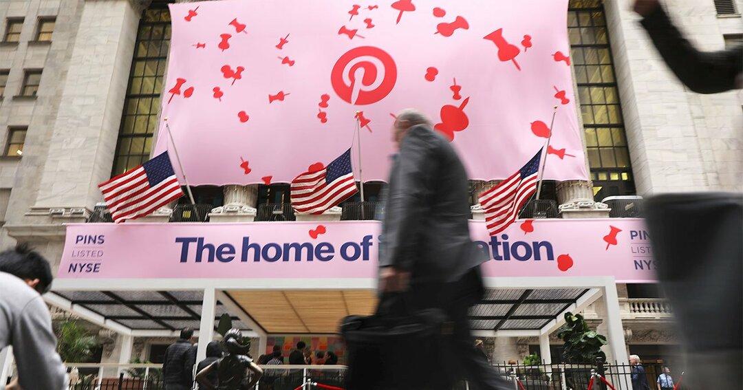 スナップとピンタレスト、10-12月期にユーザー大幅増
