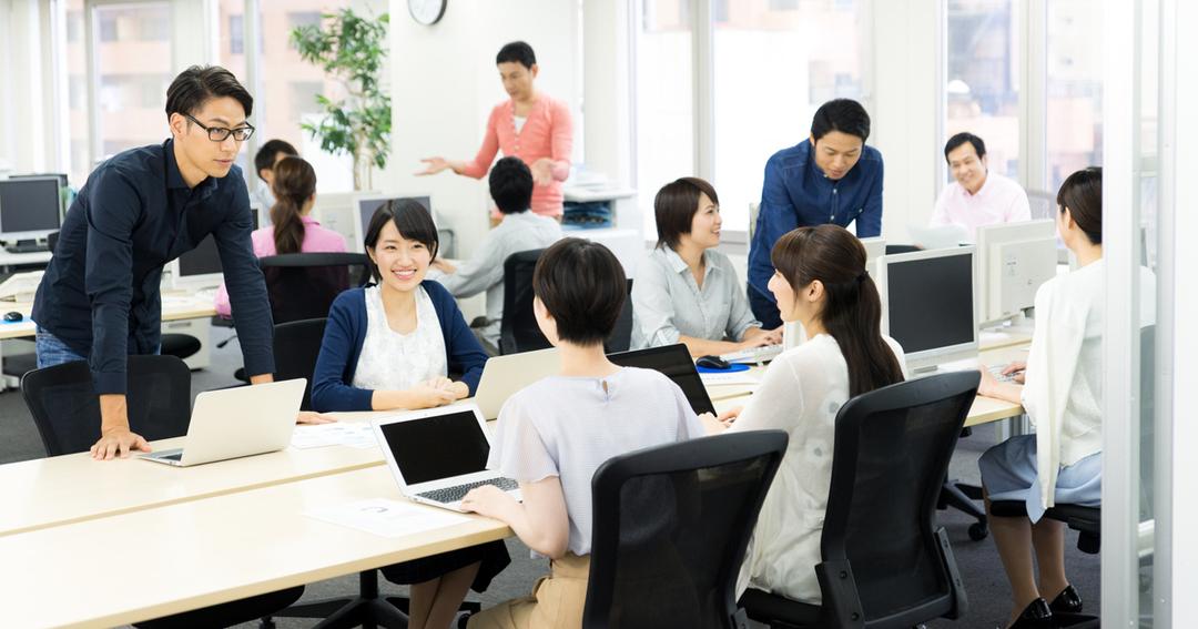 残業に低賃金…こんな時代にあえて言う!私が会社を大好きな理由