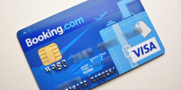 「Booking.comカード」