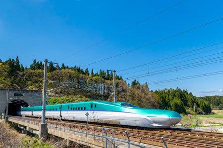 スピードアップでシェア増を目論む北海道新幹線