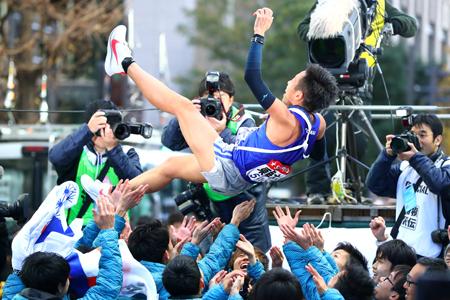 日本では大人気の駅伝ですが、海外では流行りません。