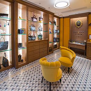 王侯貴族に愛されたフォレ ル パージュ新宿伊勢丹メンズ館にポップアップショップをオープン