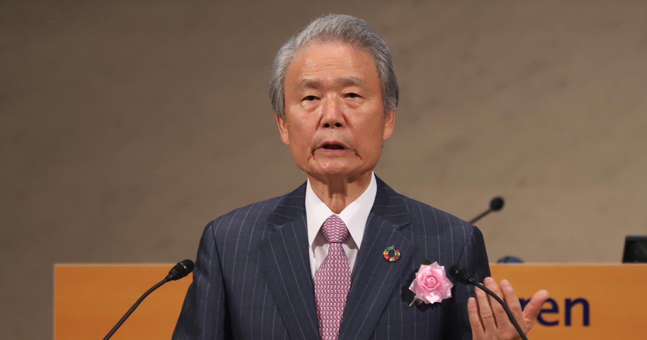 日産、榊原定征氏が取締役会議長に就く「横滑り」人事案の不可解