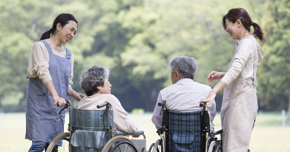がんの在宅療養で介護が必要になったら40歳以上で「介護保険」が使える!
