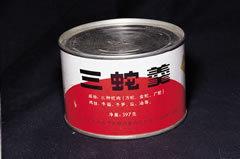 中国で見つけた「三蛇」の缶詰