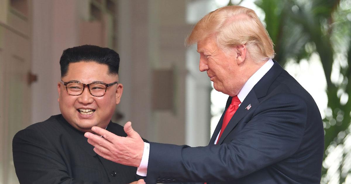 米朝首脳会談の「落としどころ」は日本にとって最悪だった
