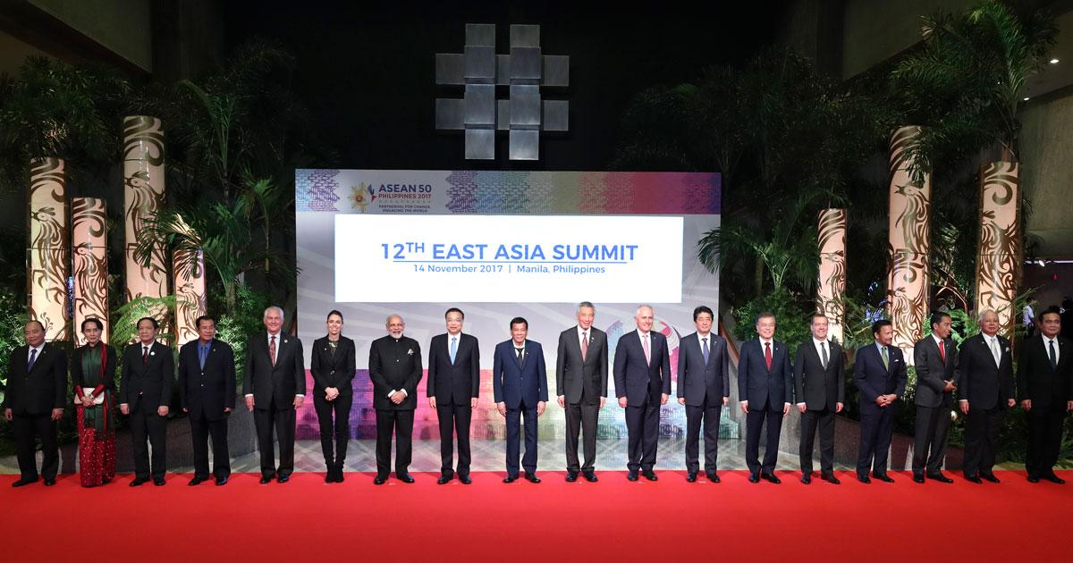 アジアの「米国離れ」「中国接近」がASEAN会議で明らかになった