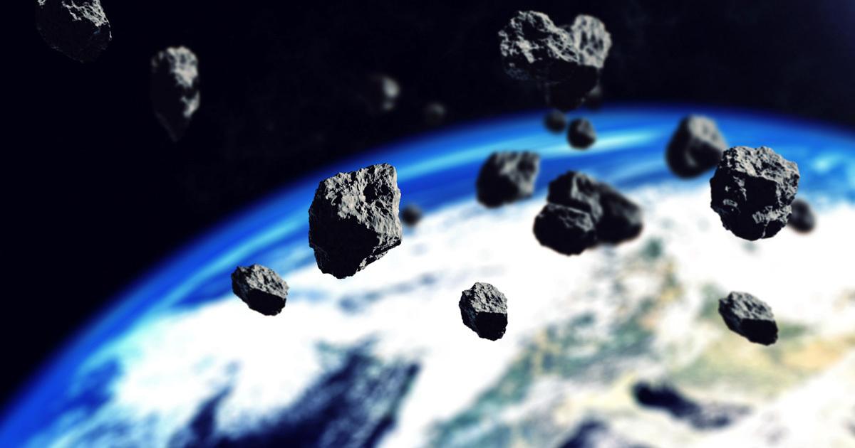 小惑星が地球に衝突!?そのとき人類は生き残れるか