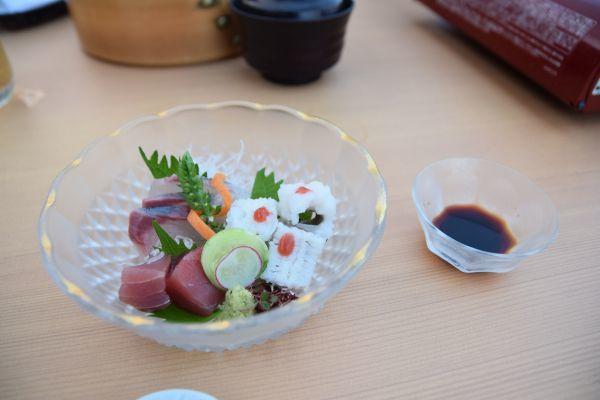 「京料理 竹島」のお造り