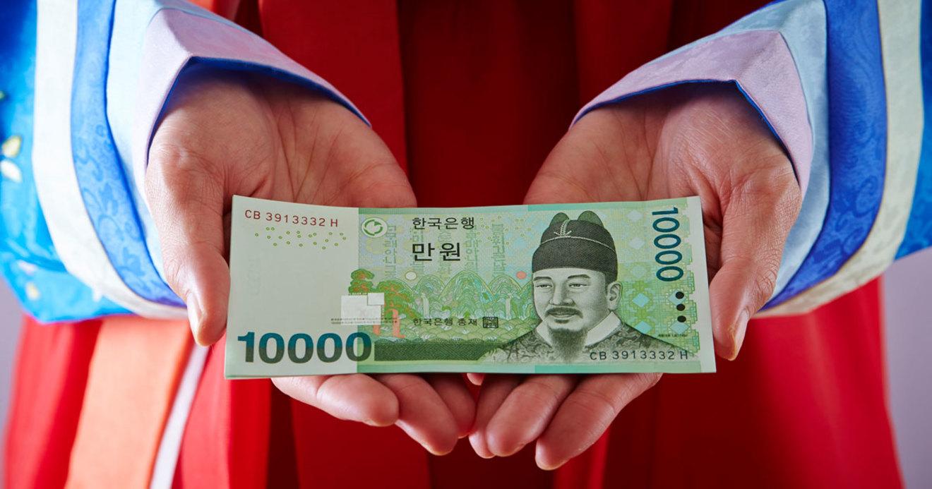 億 日本 1 円 ウォン