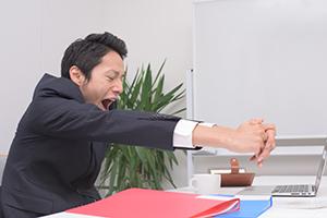 6割が「睡眠不足で仕事に支障」という日本の職場の非効率