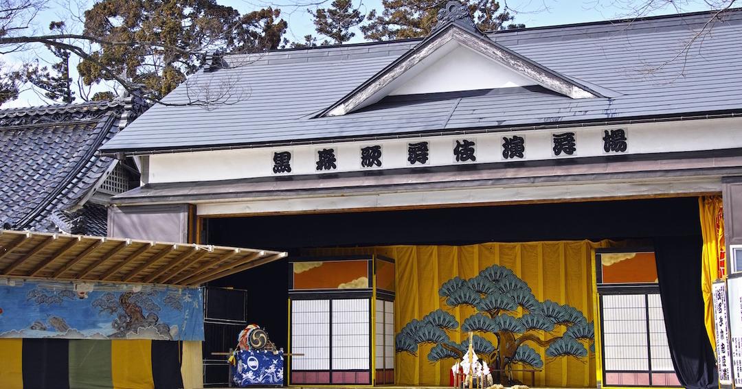 歌舞伎と地方の結びつき。失われた江戸文化が残る「地芝居」