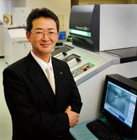 日本の製造トップ企業が認めた技術力<br />業界の常識覆したエックス線検査装置開発<br />ユニハイトシステム社長 平嶋龍介