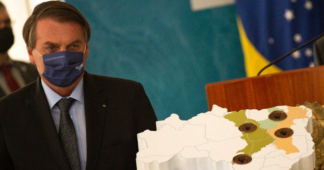 ブラジル・ボルソナロ大統領