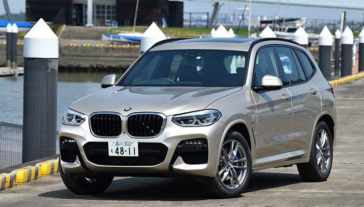 BMW X3 30e