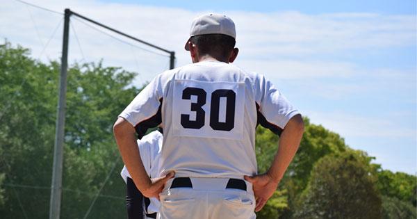 高校野球監督のイメージ