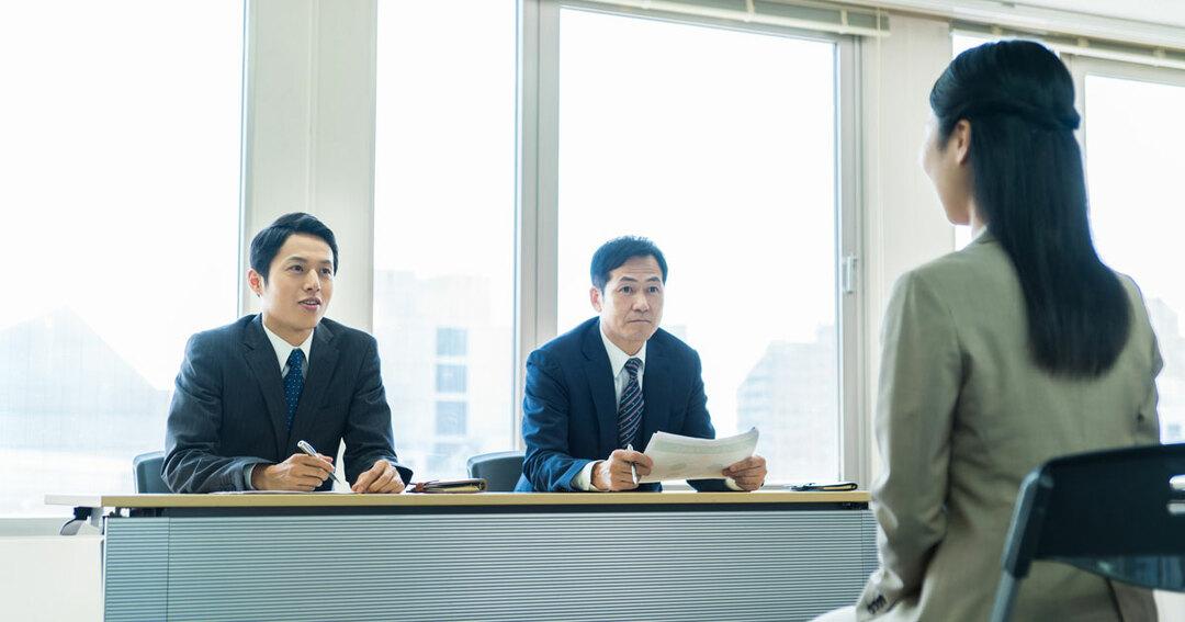 採用面接官を前のめりにさせる「企業研究」「服装と態度」の秘訣