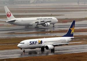 スカイマークの異例の要請に<br />JAL、ANAが応えた理由