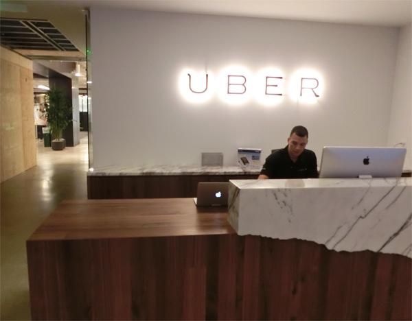 創業5年で時価総額約2兆円の急成長ベンチャー<br />「UBER」本社で痛感した新交通システムのあるべき姿<br />――米自動運転シンポジウム+シリコンバレー現地速報【中編】