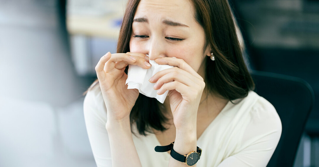 鼻炎、結膜炎…次々起きる「アレルギーマーチ」は皮膚から始まる?