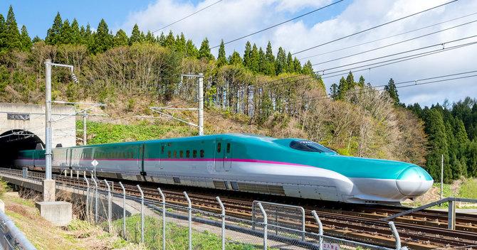 青函トンネルと北海道新幹線