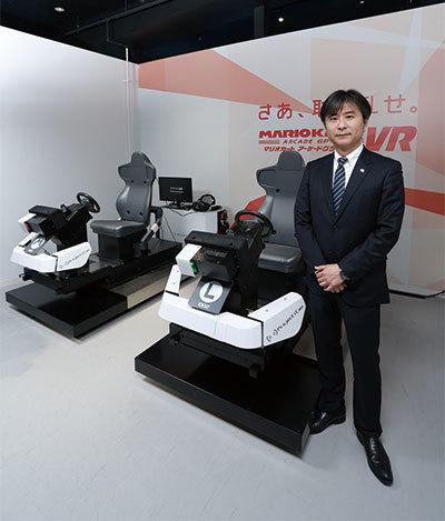バンダイナムコアミューズメント VR ZONE SHINJUKU