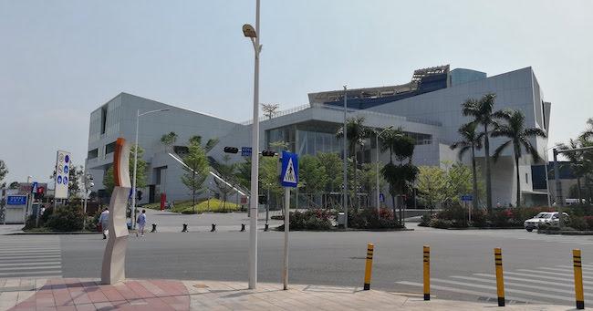 深センの改革開放博物館