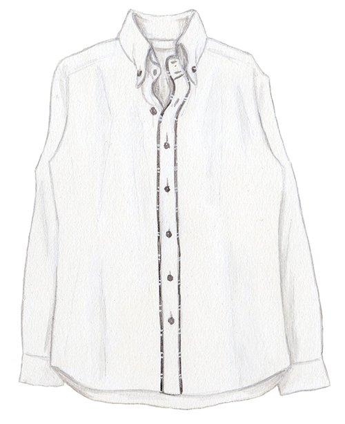 モテる男が着ている「シャツ」の特徴