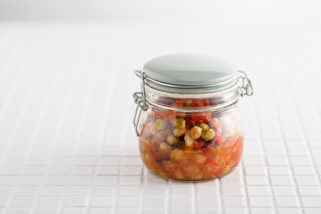 あなたの朝ごはんを救う「土日の常備菜レシピ」<br />Part6. ミックスビーンズのトマト煮